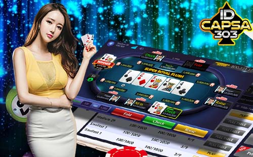 Agen Poker 303 Teraman Server IDNPlay