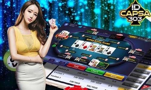 Agen Poker 303 Daftar dan Deposit Via Bank Mega