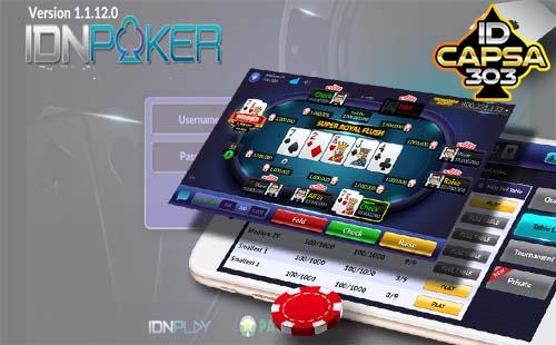 Situs Poker IDN Uang Asli Terpercaya Server IDNPLAY