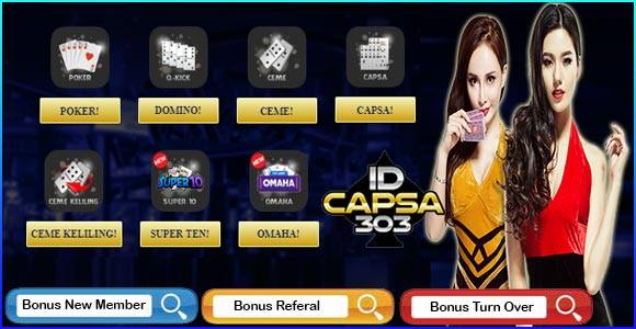 IDNPlay Server Terbaik Game Ceme Online Deposit 10rb