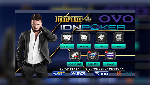Situs Ceme Online IDNplay Deposit Via OVO 10rb